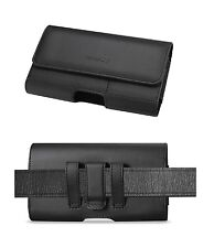 Leather Pouch for OnePlus One / 2 / 3 / 3T / 5 (Fits With Extended Battery on)