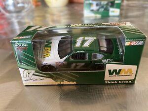 Nascar Number 17 Matt Kenseth Waste Management Roush Racing 1/64 Die-cast Car