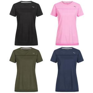 PUMA Ignite Damen Sport Fitness Running Training Kurzarm Sommer Shirt 516673 neu