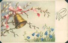 Christmass joyeuses paques bells bows bluebells