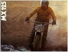 YAMAHA Brochure MX125 MX125A 1974 Sales Catalog Catalogue REPRO