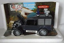 Fiat Campagnola Carabinieri Barlux 73056 Made in Italy 1/25 Scale Diecast