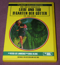 Filmart #005 Giallo-Love & Death in the Garden of the Gods DVD-Ltd. Ed.
