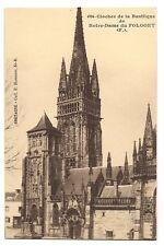 clocher de la basilique de notre-dame du folgoet