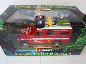 Burago BBurago 16167 Land Rover Aziza Trans American Tour 1/24 mint