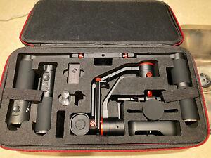 FeiyuTech A2000 3-axis Stabilizer with Dual Handheld Gimbal Feiyu