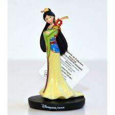 Princess Mulan and Mushu Figurine, Disneyland Paris  N:3067