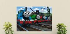 Thomas The Tank Engine Giant  Wall Art Poster 260GSM 126 x 89.1 cm.