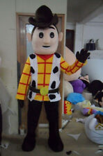 2018 Cosplay Cowboy Mascot Costumes Woody Toy Story Parade Sheriff Dress Outfit
