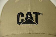 Caterpiller Cat Equipment embroidered Baseball Hat Cap Adjustable