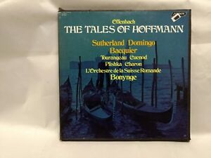 Offenbach-The Tales Of Hoffmann-3LP Record Box Set lp142