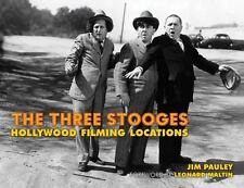 THE THREE STOOGES: HOLLYWOOD FILMING LOCATIONS  Signed By Jim Pauley RARE