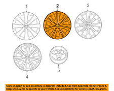 TOYOTA OEM 09-10 Corolla Wheels-Wheel Cover 4260212790