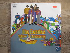 "LP - THE BEATLES - YELLOW SUBMARINE  1C062-04002 ""TOPZUSTAND!"""