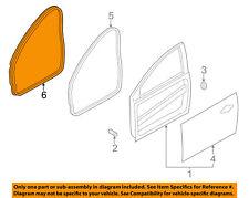 FORD OEM 12-16 Focus Front Door-Body Weatherstrip Seal CV6Z5820530A