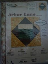 #10 Blocks Arbor Lane Quilt  Jo Ann Fabric &Craft looking for 4 a home