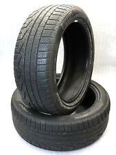 2x Winterreifen Pirelli Sottozero Winter 245/45R19 102V MOE Runflat 5,0mm DOT14