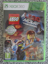 The LEGO Movie Videogame For PAL XBox 360 (New & Sealed)