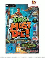 Orcs Must Die! Game of the Year Steam Key Pc Game Code Neu Global [Blitzversand]