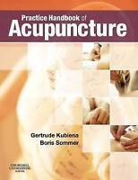 Practice Handbook of Acupuncture by Boris Sommer Gertrude Kubiena | FREE Postage