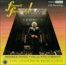 Fennell Favorites! (CD, Nov-2004, Reference Recordings) RR-43CD NEW & SEALED