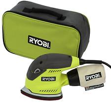Corner Cat Sander Corded Electric Portable Durable Pads Power Tool 1.2 Amp Ryobi