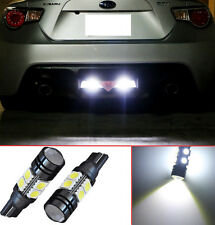 Projector LED Reverse Light Bulbs T15 912 921 906 for Acura RDX (2 pcs)