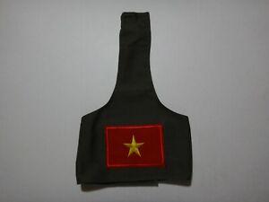 Vietnam War VC North Vietnamese Army (NVA) Green OD Military Armband