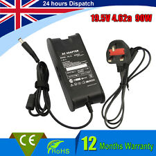 90W AC Adapter for Dell Inspiron N5010 N5030 N5110 N7010 N7110 M5010 Charger UK