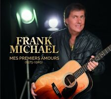 FRANK MICHAEL - MES PREMIERS AMOURS ('75-'85) 2 CD NEW+