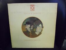 Seals & Crofts Summer Breeze LP Quadra Disc 1971 Warner Brothers VG+