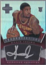 Panini Autographed Kyrie Irving Basketball Trading Cards