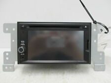 2013 Suzuki Grand Vitara SX4 Garmin Radio AM FM CD SD Navigation OEM LKQ