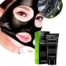 Bamboo Charcoal Black Peel Off Face Mask Deep Cleansing Blackhead Removal Acne