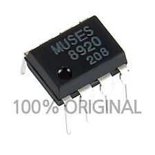 [100% ORIGINAL] MUSES 8920 OPAMP Audio J-FET input Dual Operational amp