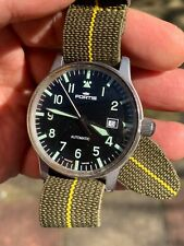 Fortis Flieger 595.10.46 Automatic Mens Watch Swiss 40mm