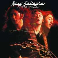 Rory Gallagher - Photo Finish NEW CD