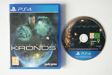 Battle Worlds Kronos PS4 Game - 1st Class FREE UK POSTAGE