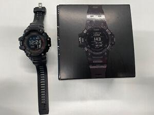 G-SHOCK G-SQUAD Bluetooth Heart Rate Sports Training GPS Watch GBD-H1000-1