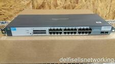 HP J9028A ProCurve Switch 1800-24G 24-Ports 10/100/1000 Gigabit