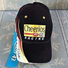 NASCAR Cheerios Racing 43 Bobby Labonte Petty Enterprise Adjustable Ball Cap Hat