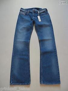 Diesel ZATINY wash 0800Z Bootcut Jeans Hose, W 34 /L 32, NEU ! Vintage Denim !