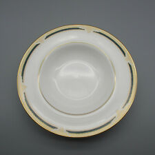Royal Doulton Bone China Forsyth Rim Soup Bowls - Set of Four