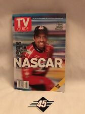 TV Guide Kyle Petty February 17-23, 2001