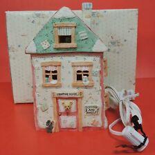 Cherished Teddies A Christmas Carol Scrooge & Marleys Office Nightlight 622788