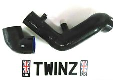 FIAT COUPE 2.0 20V TURBO SILICONE HOSE INTAKE PIPE KIT BLACK, BLUE OR RED