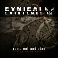 CYNICAL EXISTENCE come out and play LTD.2CD BOX 2013