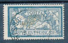 CO - TIMBRE DE FRANCE N° 123 oblitéré