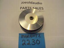 Marantz 2230 Original AM/FM Tuning Flywheel Tested Parting Out Marantz 2230