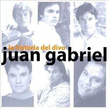 La Historia del Divo by Juan Gabriel (CD, Apr-2011, Sony Music Distribution) NEW